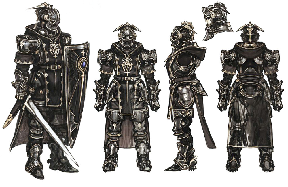 armour ganes
